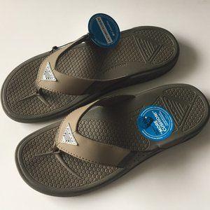 Columbia Rostra PFG Flip Flop Sandal Thong Shoes